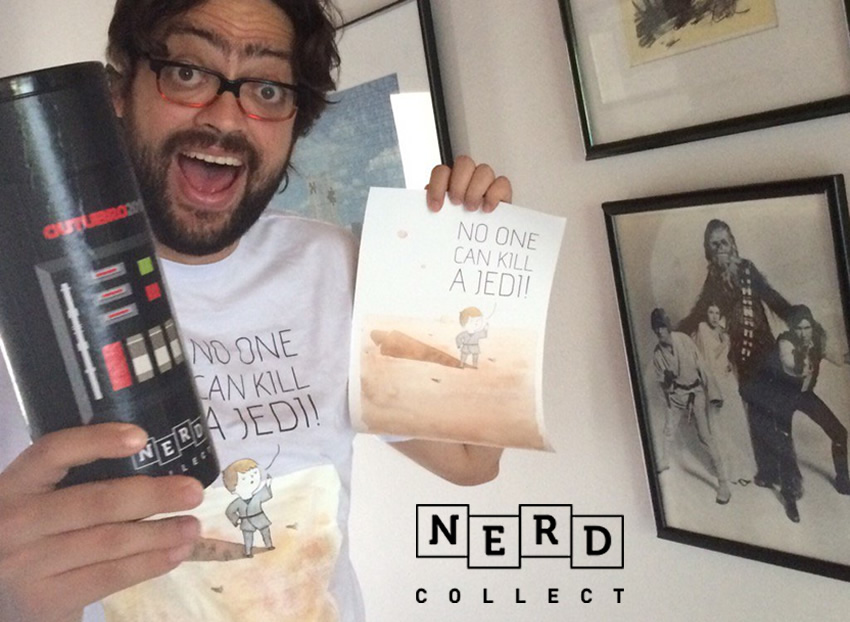 fernando caruso clube de assinatura nerd collect