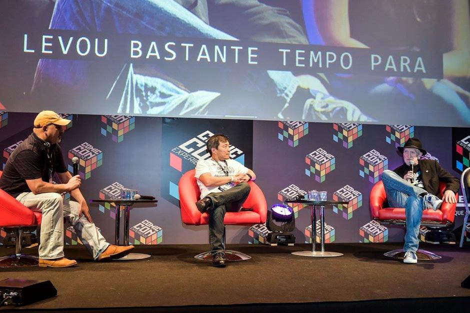 frank miller jim lee brasil comic con experience zona nerd