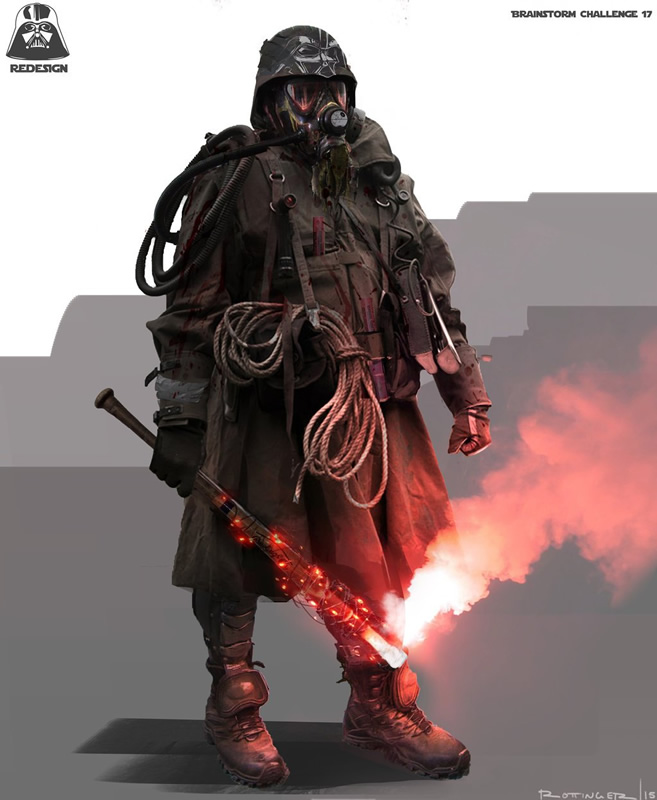 versao alteranativa redesign darth vader 01