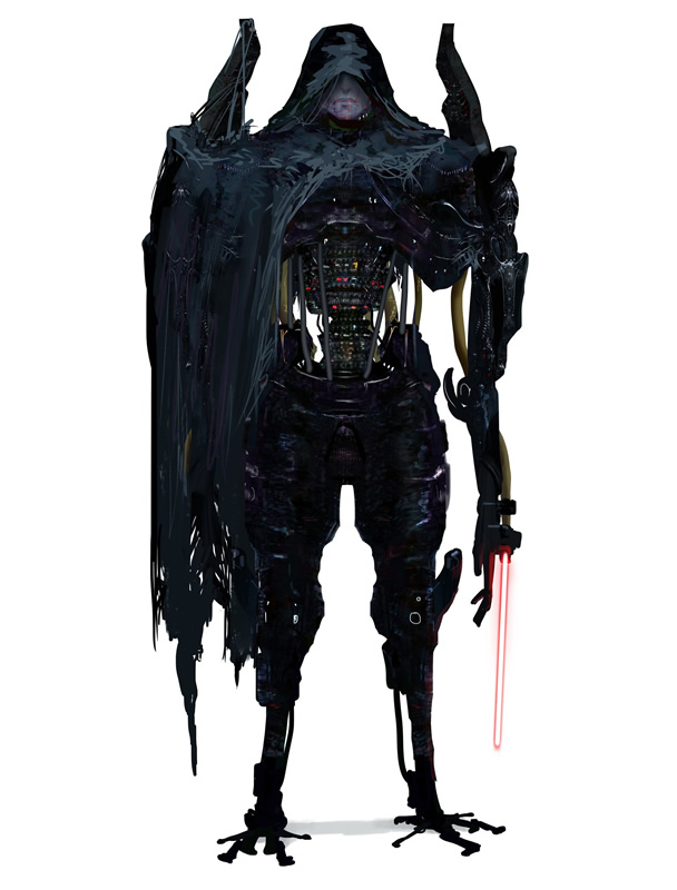 versao alteranativa redesign darth vader 04