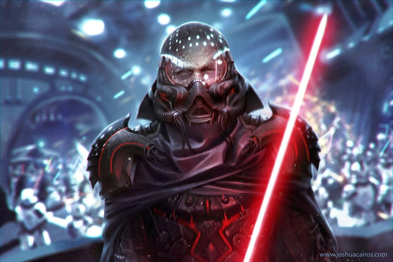 versao alteranativa redesign darth vader 05