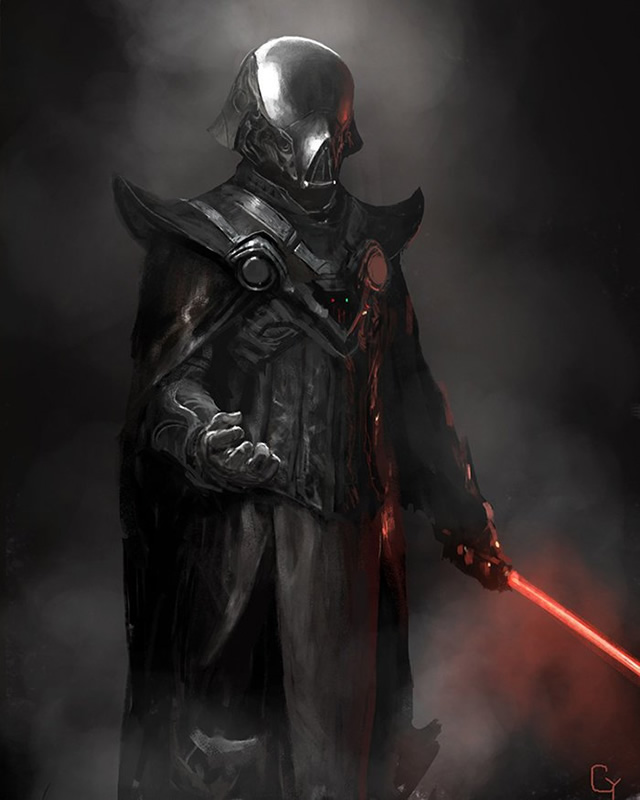 versao alteranativa redesign darth vader 06