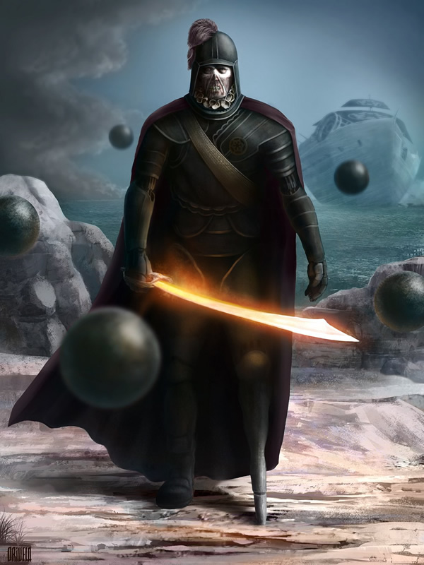 versao alteranativa redesign darth vader 10