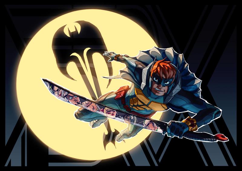 mash up inusitado 17 scott pilgrim batman