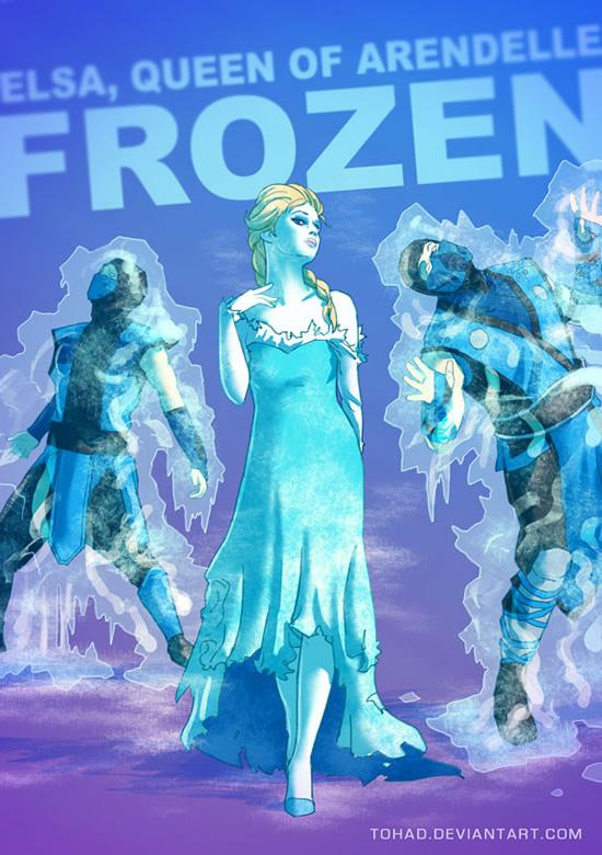 tohad badass 2 frozen