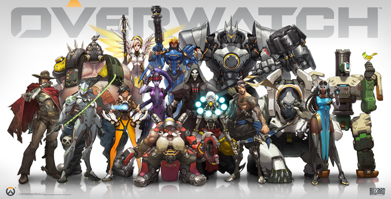 overwatch herois review vale a pena