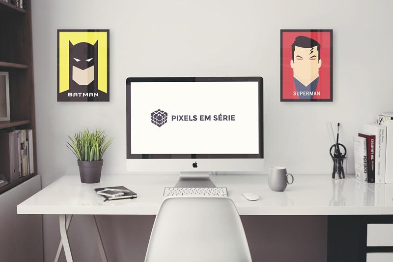 posters nerd geek decoracao personalizado