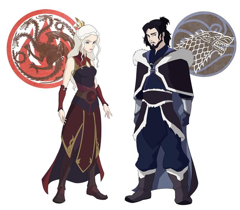 game of thrones avatar 5