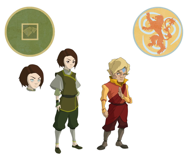 game of thrones avatar 6