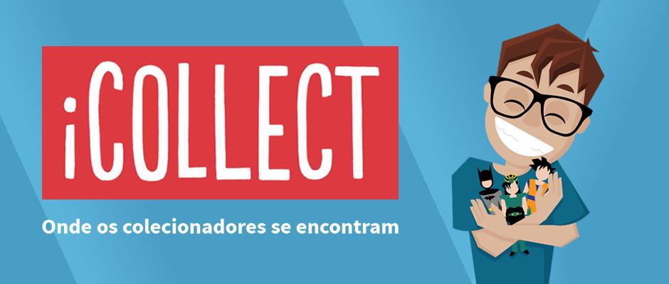 icollect rede social colecinadores boneco action figure