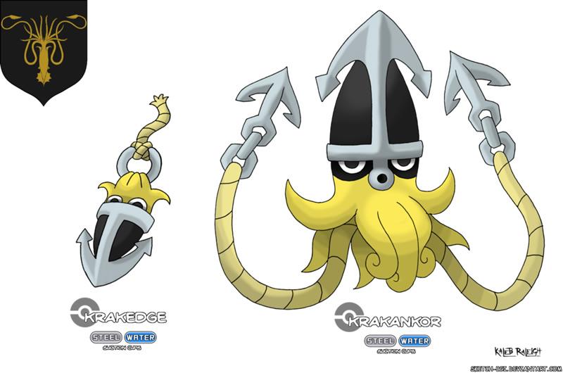 pokemon game of thrones casas 07
