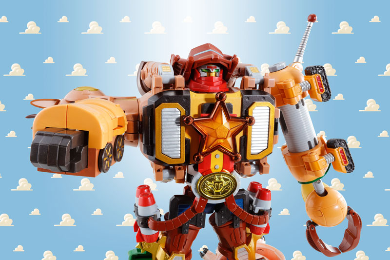 robo gigante toy story 1