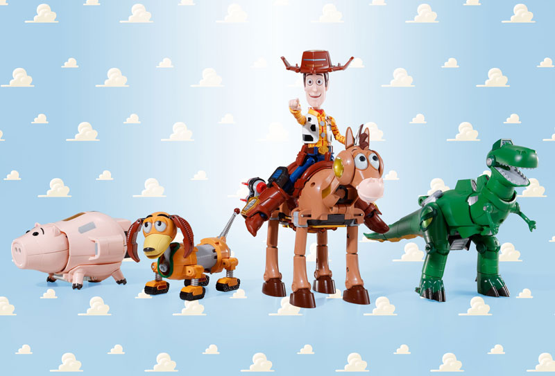 robo gigante toy story 2