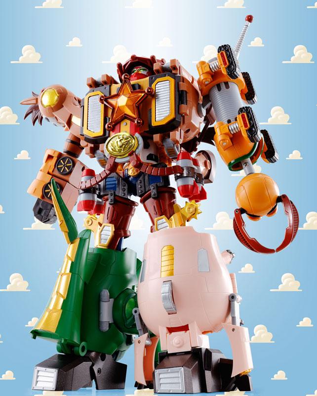 robo gigante toy story 3