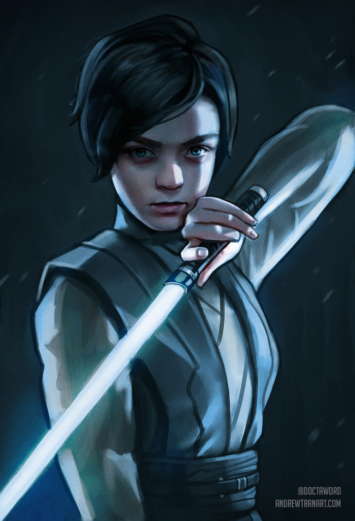 star wars game of thrones 3 arya