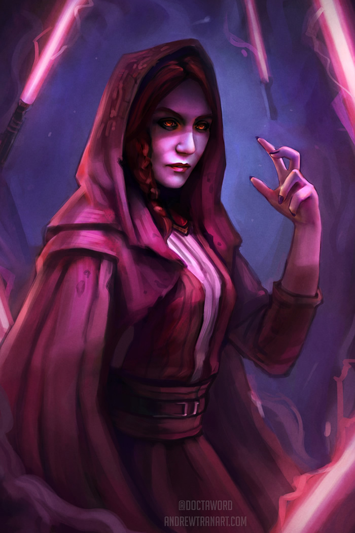 star wars game of thrones 4 melisandre