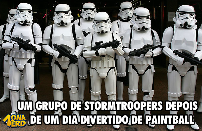 stormtroopers paintball