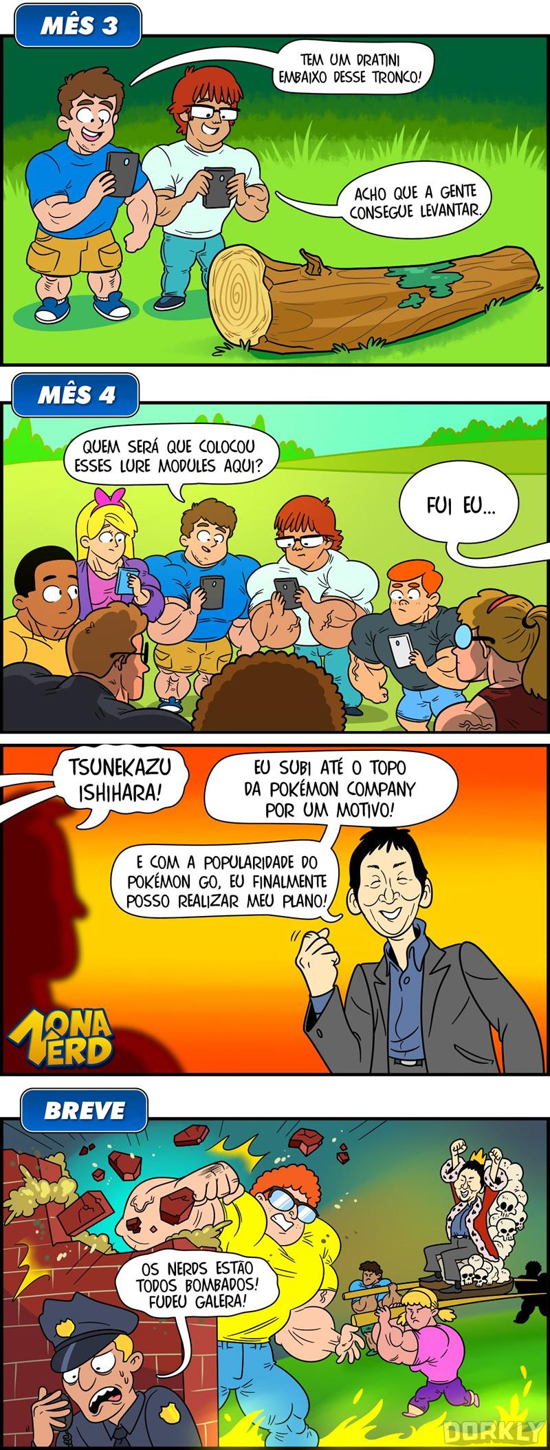 verdade pokemon go 2