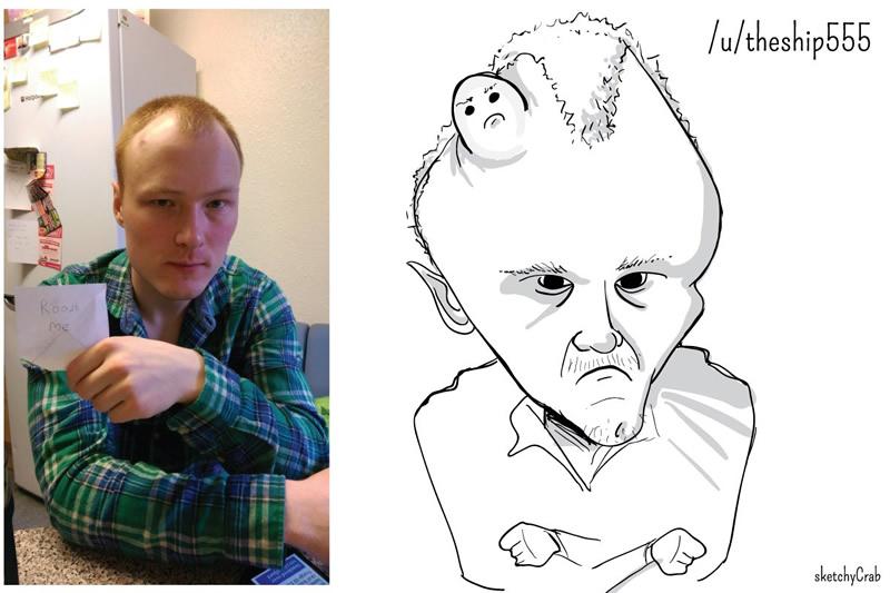 caricaturas reddit roast 03