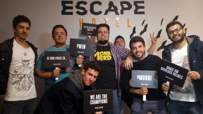 escape hotel zona nerd