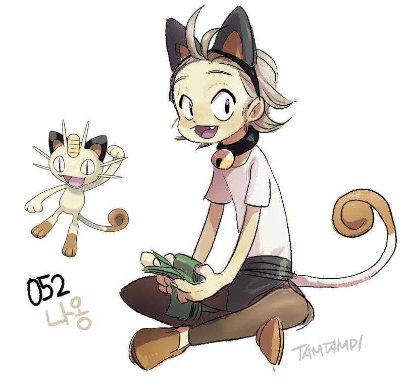 07-meowth-humano