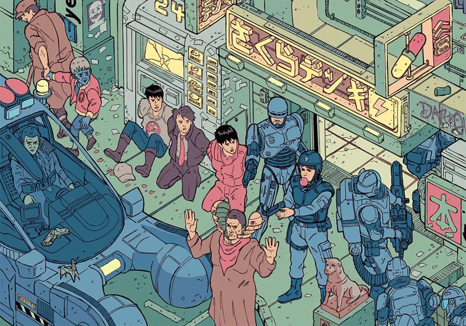 poster-the-raid-cyberpunk-fanart-8