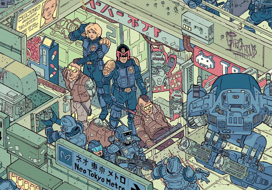 poster-the-raid-cyberpunk-fanart-9